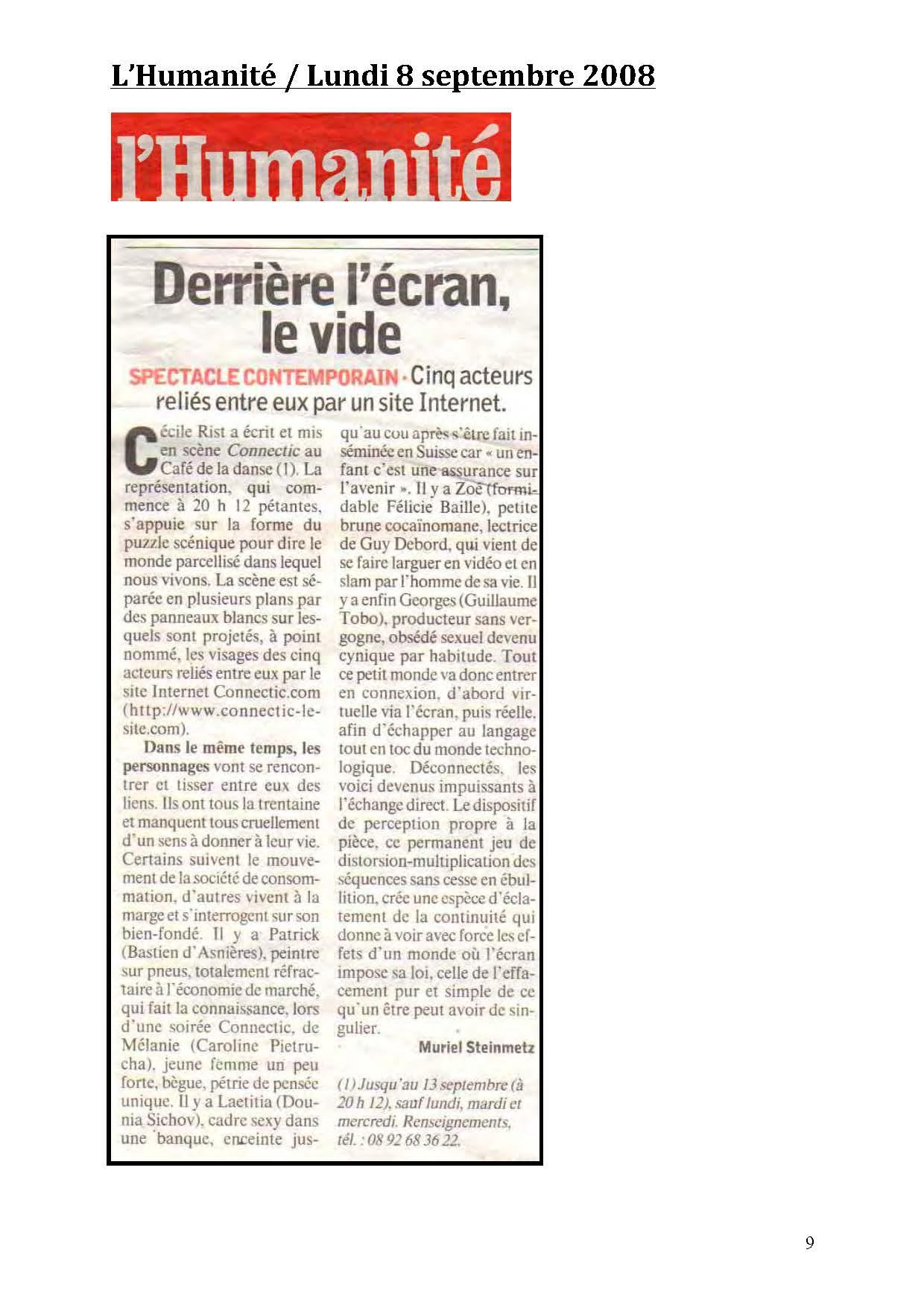 LA NUIT JUSTE AVANT LES FORÊTS - Revue de presse de BordCadre & Cécile Rist_Page_05