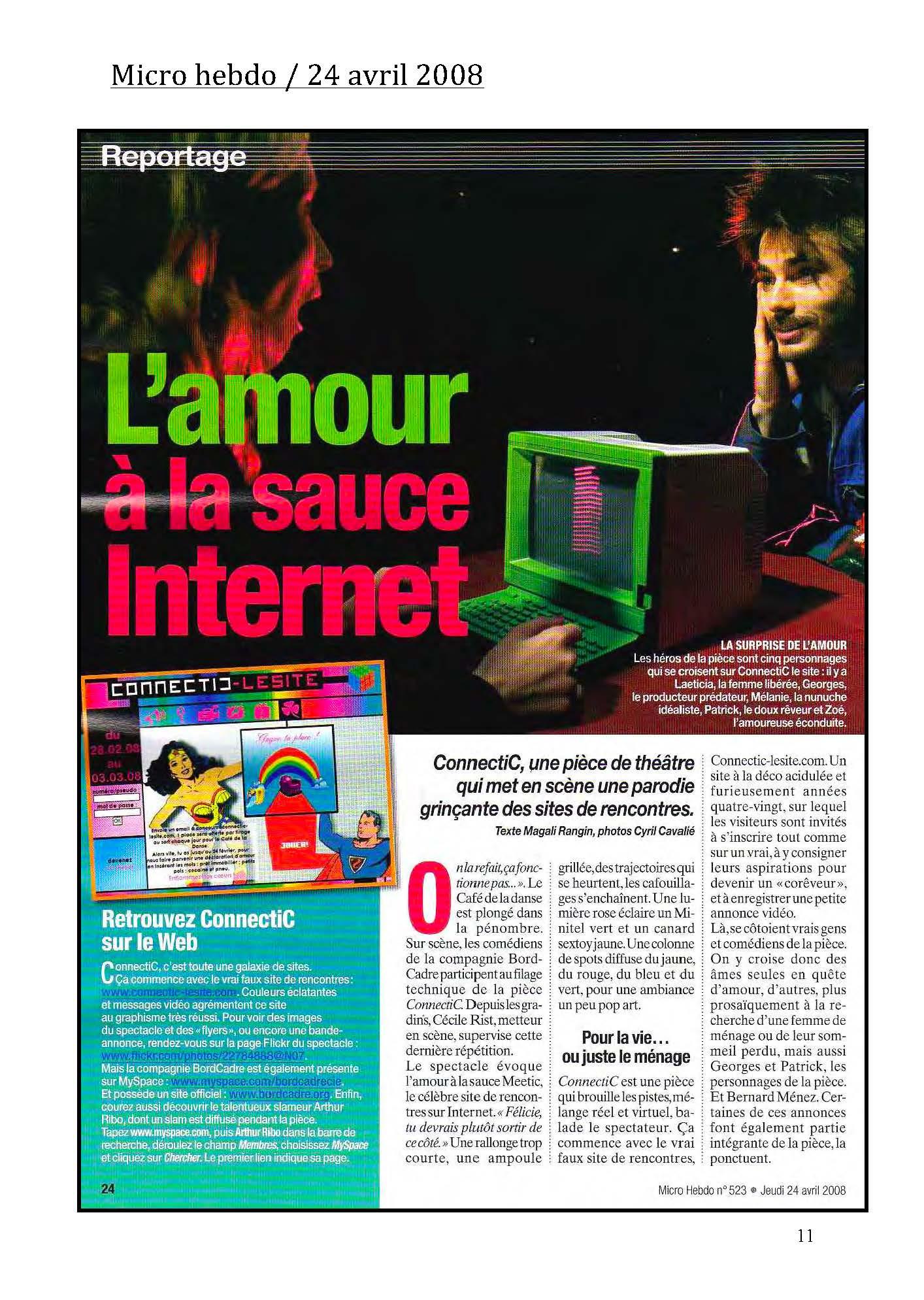 LA NUIT JUSTE AVANT LES FORÊTS - Revue de presse de BordCadre & Cécile Rist_Page_07