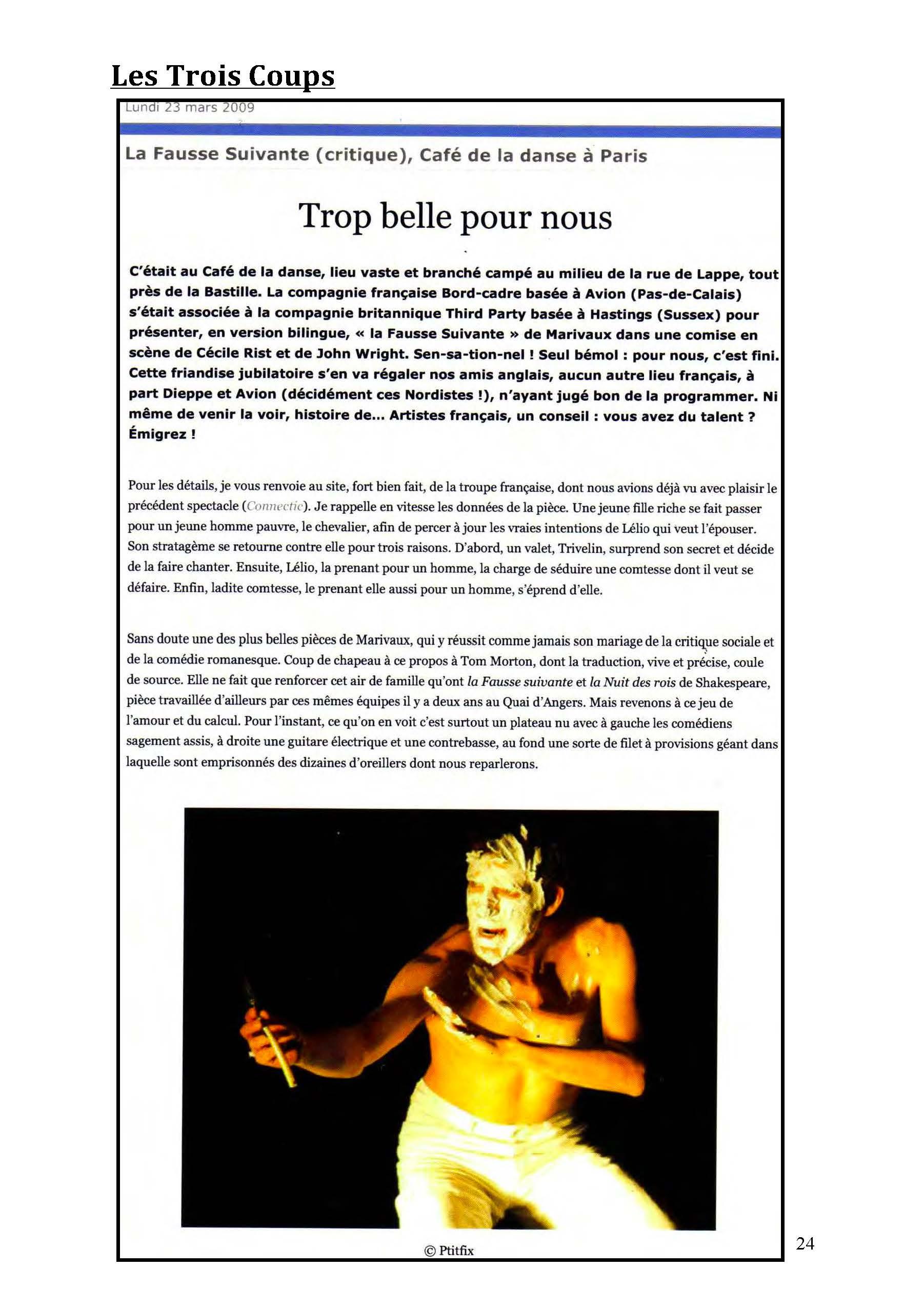 LA NUIT JUSTE AVANT LES FORÊTS - Revue de presse de BordCadre & Cécile Rist_Page_20