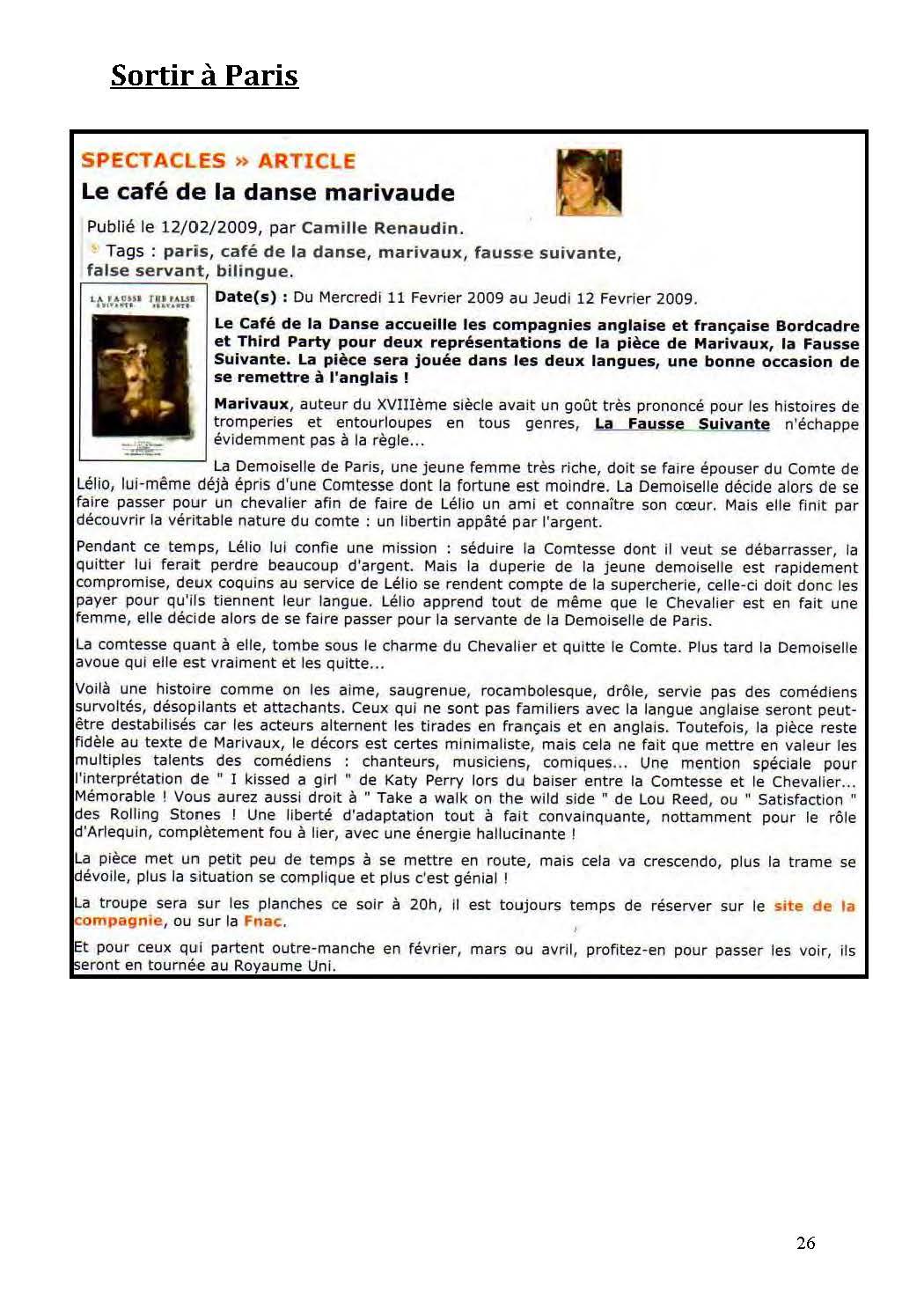LA NUIT JUSTE AVANT LES FORÊTS - Revue de presse de BordCadre & Cécile Rist_Page_22