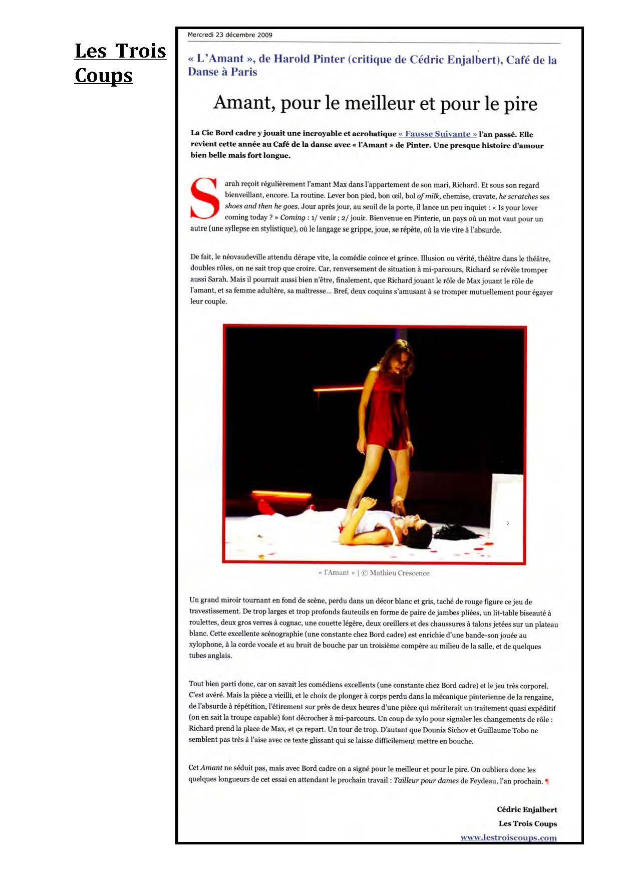 LA NUIT JUSTE AVANT LES FORÊTS - Revue de presse de BordCadre & Cécile Rist_Page_36