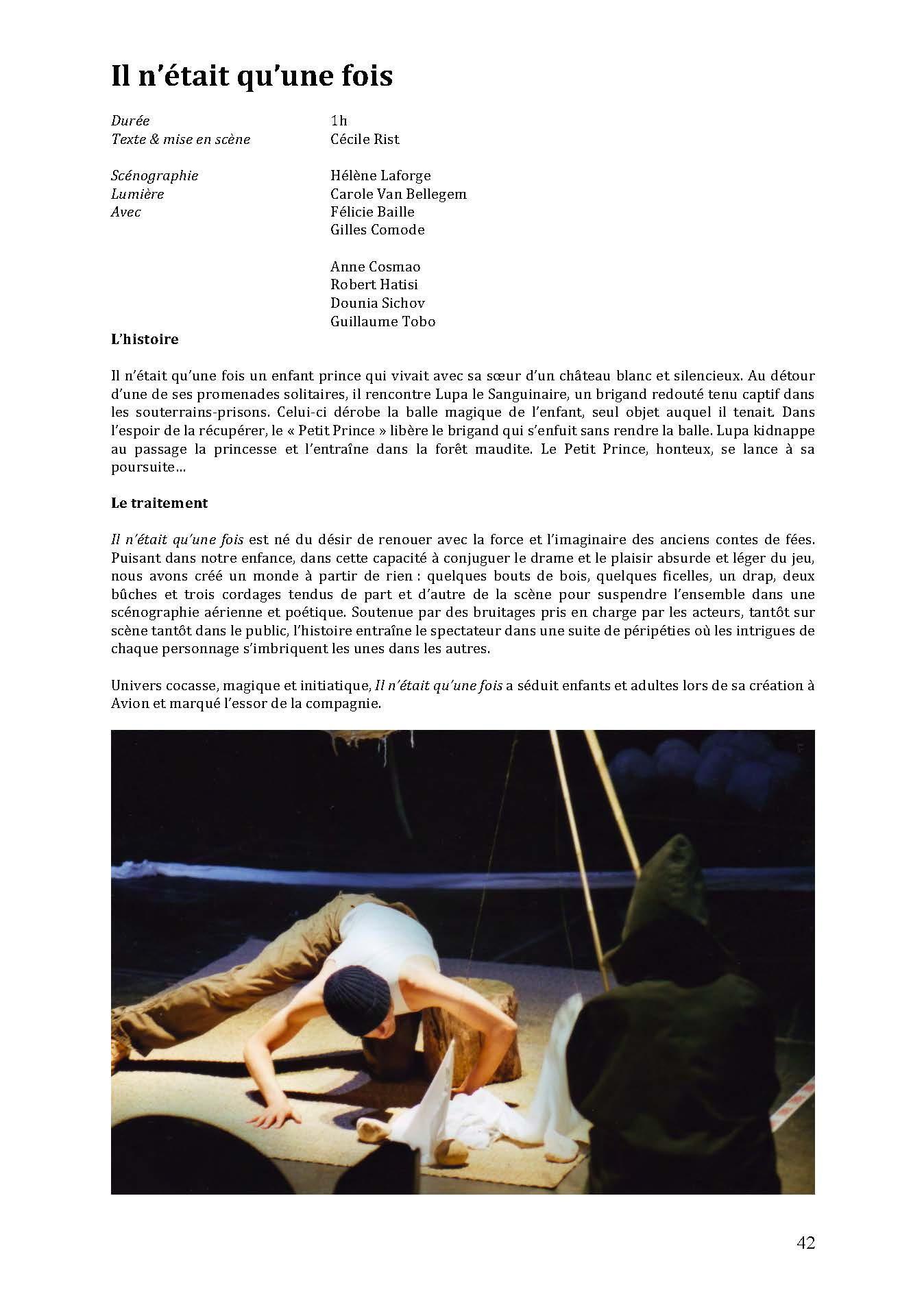 LA NUIT JUSTE AVANT LES FORÊTS - Revue de presse de BordCadre & Cécile Rist_Page_38